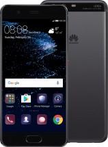 Huawei P10 DS, černá + HROMADA PŘÍSLUŠENSTVÍ + Eset antivir  + Selfie tyč