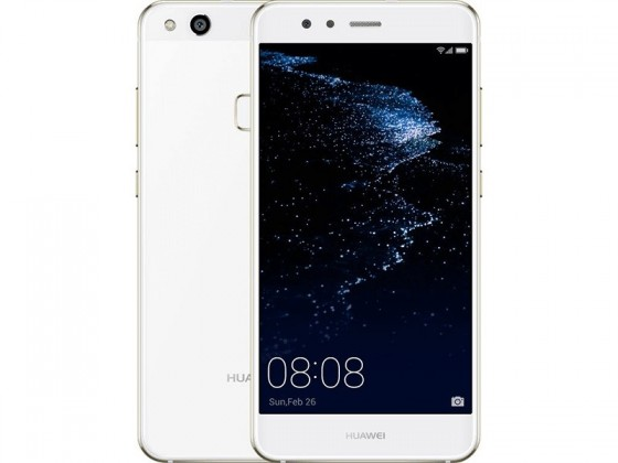 Huawei P10 Lite DS, bílá + Huawei Original PowerBank AP08Q 10000mAh