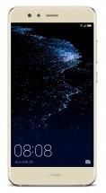 Huawei P10 Lite DS Gold + flipové pouzdro a ESET