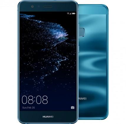 Huawei P10 Lite DS, modrá
