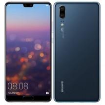 Huawei P20 Dual Sim Blue + Chytrý náramek  + Chytrá váha