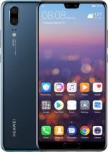 Huawei P20 Dual Sim Blue + Chytrý náramek