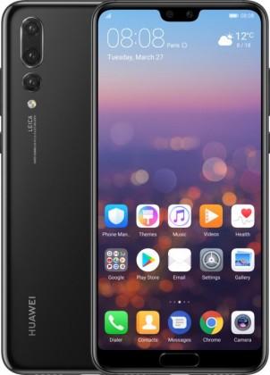 Huawei P20 Pro Dual Sim Black ROZBALENO