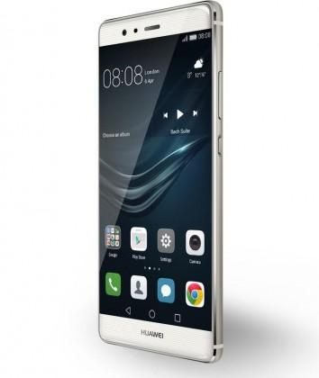 Huawei P9 Dual SIM 3GB/32GB, stříbrná