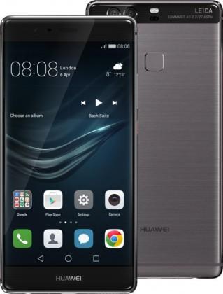 Huawei P9 Plus Single SIM, šedá