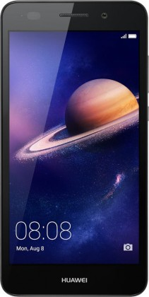 Huawei Y6 II Dual SIM, černá