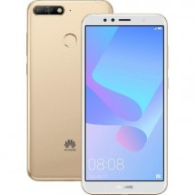 Huawei Y6 Prime 2018 DS gold + dárky