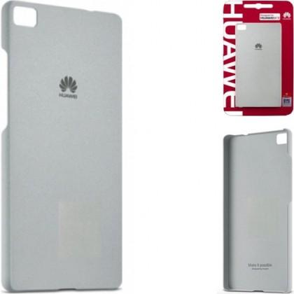 HUAWEI zadní kryt pro Huawei P8 Lite, šedá