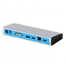 i-Tec USB 3.0 Docking Station DVI/HDMI/DP U3METALDOCK