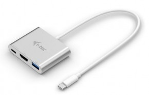 I-TEC USB 3.1 Type-C HDMI a USB adaptér ROZBALENO