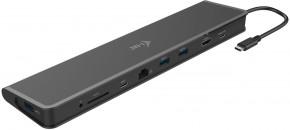 i-Tec USB 3.1 USB-C HDMI Flat Docking station ROZBALENO