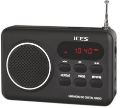 ICES IMPR-112 černá