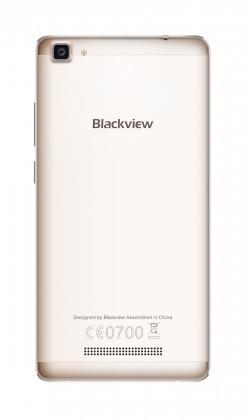 iGET Blackview A8G Max, zlatá