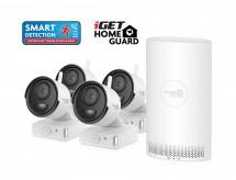 iGET HOMEGUARD HGNVK68004 Bezdrátový kamerový systém na baterie