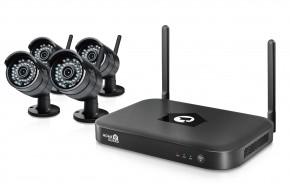 iGET HOMEGUARD HGNVK88304 Bezdrátový kamerový systém ROZBALENO
