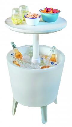 Illuminated Cool Bar - Úložný box (bílá)