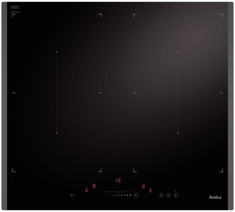Indukční deska AMICA DI 6421 HSBB