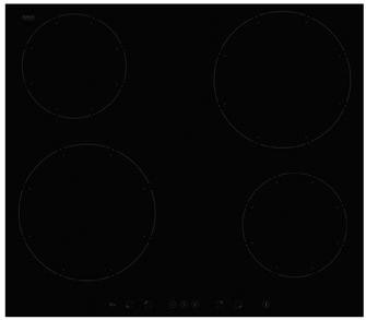 Indukční deska Amica DI 6540