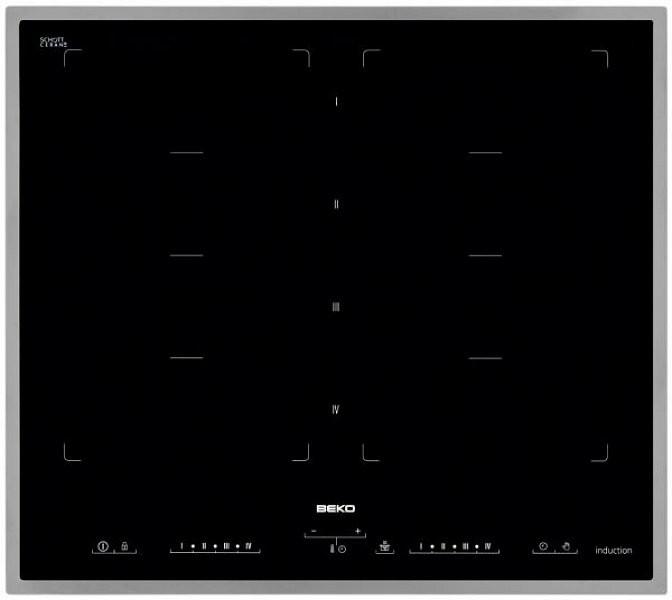 Indukční deska BEKO HII 68600 PTX