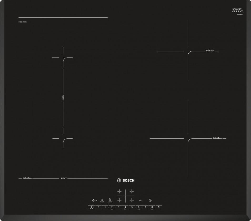 Indukční deska Indukční varná deska Bosch PVS651FC5E