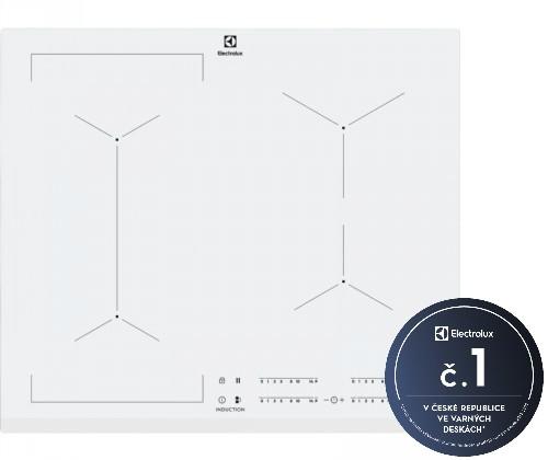 Indukční deska Indukční varná deska Electrolux 700 FLEX Bridge EIV63440BW
