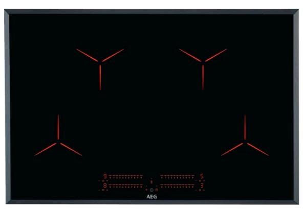 Indukční varná deska AEG Mastery Pure IPE84531FB