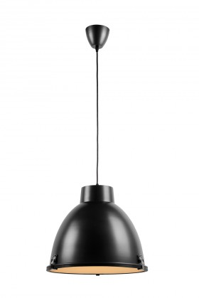 Industry - stropní osvětlení, 60W, E27 (šedá)