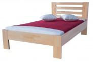 Ines - rám postele (rozměr ložné plochy - 200x100)
