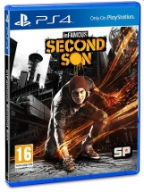 inFamous Second Son (PS4)  PS719279174