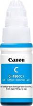 Inkoust Canon GI-490 C, azurová