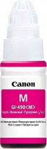 Inkoust Canon GI-490 M, purpurová