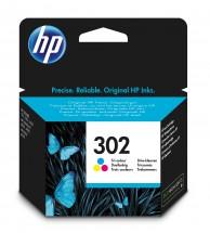 Inkoustová kazeta HP 302 3barevná