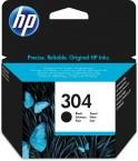 Inkoustová kazeta HP 304 Black