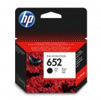 Inkoustová kazeta HP F6V25AE č.652 černá
