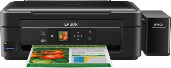 Inkoustová multifunkce Epson L455