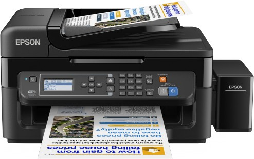 Inkoustová multifunkce EPSON L565