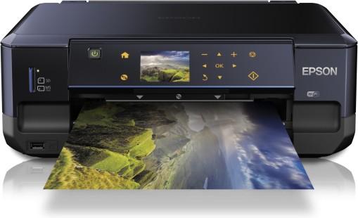 Inkoustová multifunkce EPSON Tiskárna ink Expression Premium XP-610 A4, 32ppm, WIFI,USB