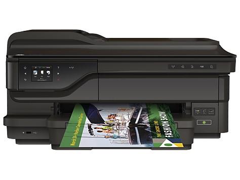 Inkoustová multifunkce HP All-in-One Officejet 7610A Wide A3+/33 ppm/USB/LAN/WiFi