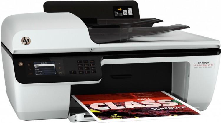 Inkoustová multifunkce HP Deskjet Ink Advantage 2645 D4H22C ROZBALENO