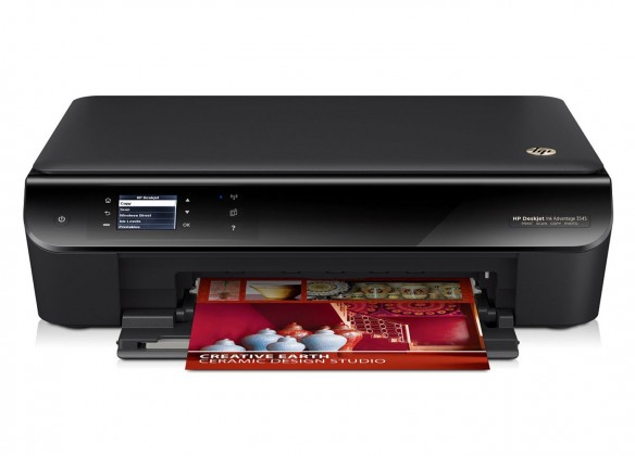 Inkoustová multifunkce HP Deskjet Ink Advantage 3545 A9T81C