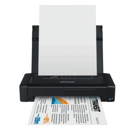 Inkoustová tiskárna Bezdrátová inkoustová tiskárna Epson Workforce WF-100W