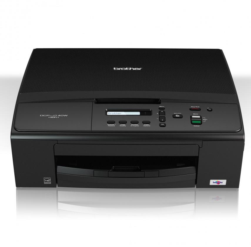 Inkoustová tiskárna Brother DCP-J140W
