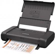 Inkoustová tiskárna Canon PIXMA TR150 + baterie