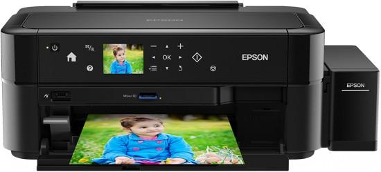 Inkoustová tiskárna Epson L810