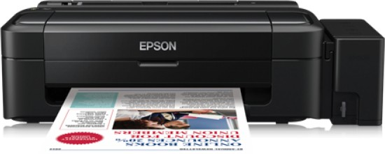 Inkoustová tiskárna EPSON tiskárna ink L110, CIS, A4, 27ppm, 4ink, USB, TANK SYSTEM