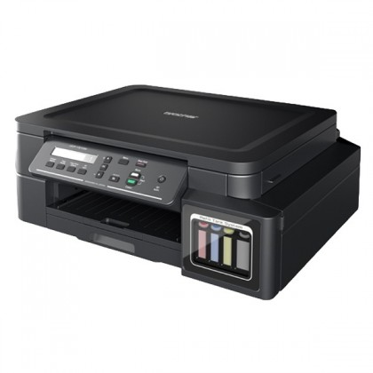 Inkoustová tiskárna Multifunkční inkoustová tiskárna Brother DCP-T510W barevná