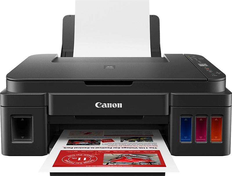 Inkoustová tiskárna Multifunkční inkoustová tiskárna Canon PIXMA G3411 barevná