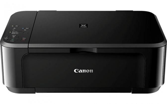 Inkoustová tiskárna Multifunkční inkoustová tiskárna Canon PIXMA MG3650S čer barevná