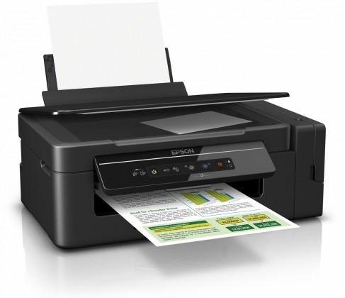 Inkoustová tiskárna Multifunkční inkoustová tiskárna Epson, barevná, WiFi, EcoTank