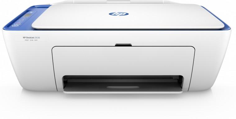 Inkoustová tiskárna Multifunkční inkoustová tiskárna HP DeskJet 2630  barevná